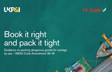 'Book it right and pack it tight' guide collaboration