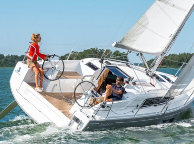 "Seventeenth ""European Yacht of the Year"""