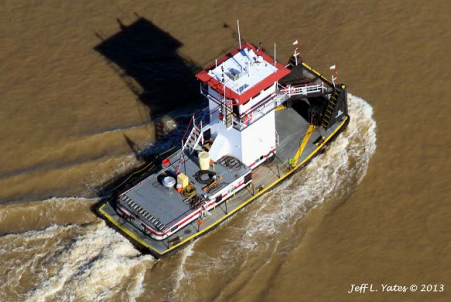 Poor hull maintenance linked to flooding of towing vessel