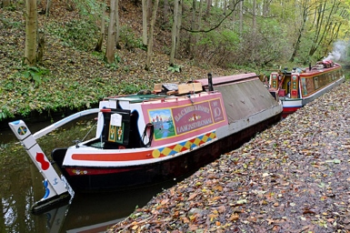 IWA pledges to protect UK canal network from HS2