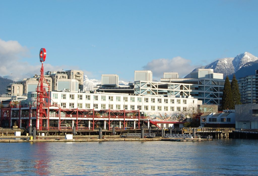 The Lonsdale Quay Hotel hosted the IIMS Canada Branch Conference