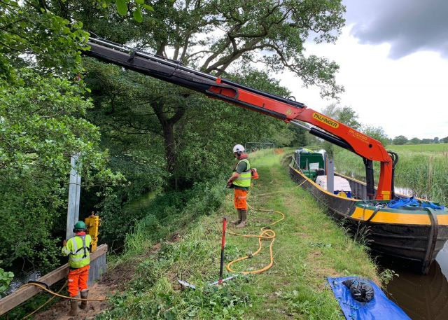 Rothen Group completes complex canal wall repair