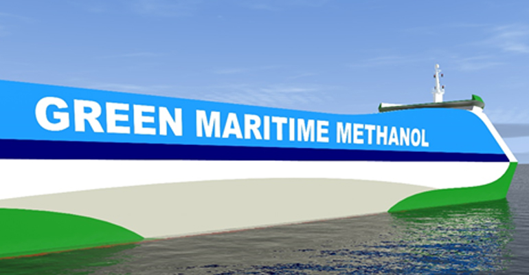 Green Maritime Methanol consortium has successfully started an engine test programme