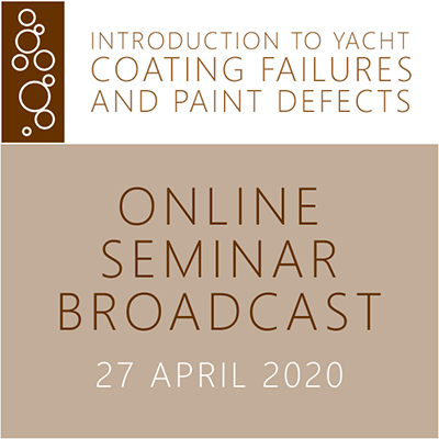 Introduction to Yacht Coating Failures and Paint Defects