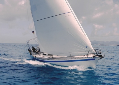 North Sails launches 3Di OCEAN 3703D moulded sails
