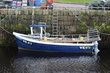 Fatal capsize of fishing vessel Anna-Marie II