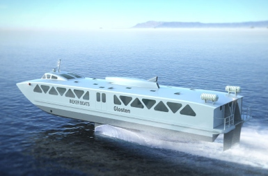 Washington Maritime Blue is leading a joint initiative to develop the Mosquito fleet of fast, fuel efficient ferries