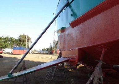 Incorrect installation of fixed fin stabilisers can cause serious issues says AMSA