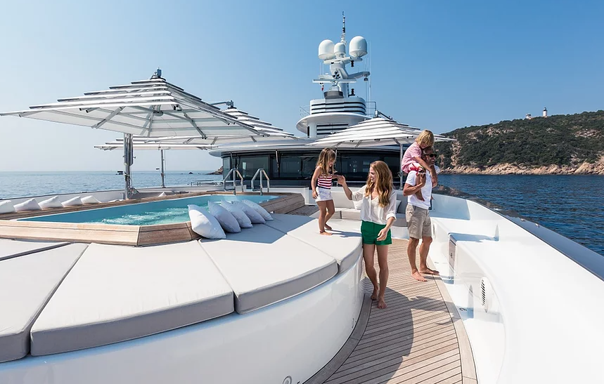 Superyacht Life Foundation looks to set the record straight. Photo credit: Jeff Brown, Breed Media