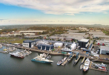 $200m for Brisbane marina to create super shipyard in superyacht building boom
