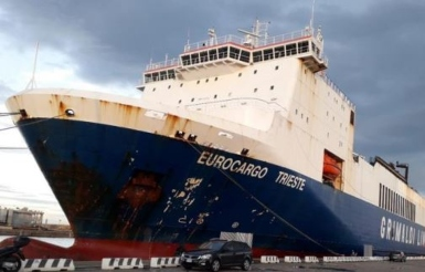 Fire on RoRo linked to accidental fuel spill says accident report
