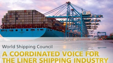 An improving picture is the finding from the World Shipping Council containers lost at sea 2020 report