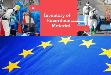 EU delayes Inventory of Hazardous Materials obligations until the 30 June 2021