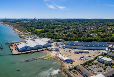 New production facility as Oyster Yachts makes a significant investment