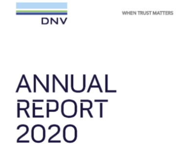 DNV's annual report: A year unlike any other