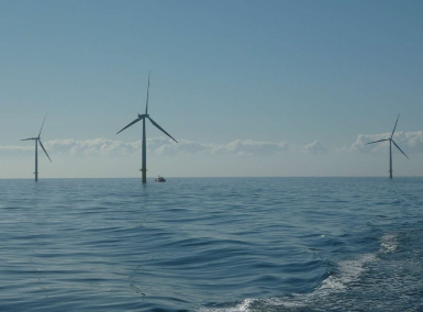 Research project to develop automated verification of wind turbine blade defects