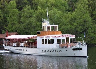 An appeal to save the SS Sir Walter Scott has been launched