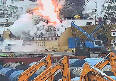 Cargo tank explosion and fire on chemical tanker Stolt Groenland report published