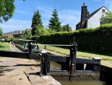 The UK Waterways Ombudsman has reported a sharp increase in complaints