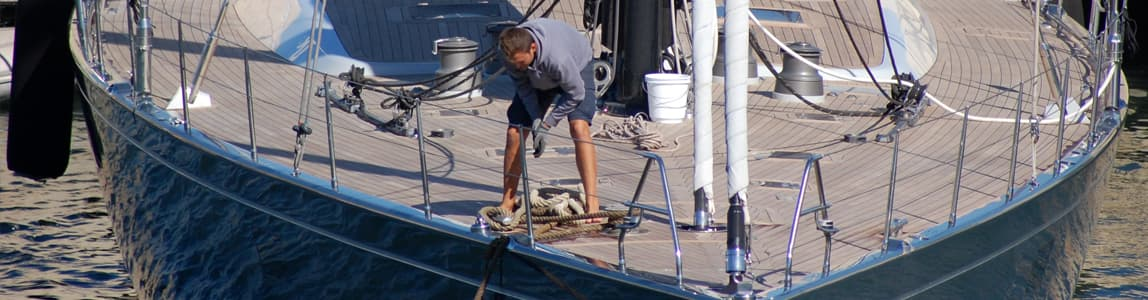 Yacht & Small Craft distance learning course