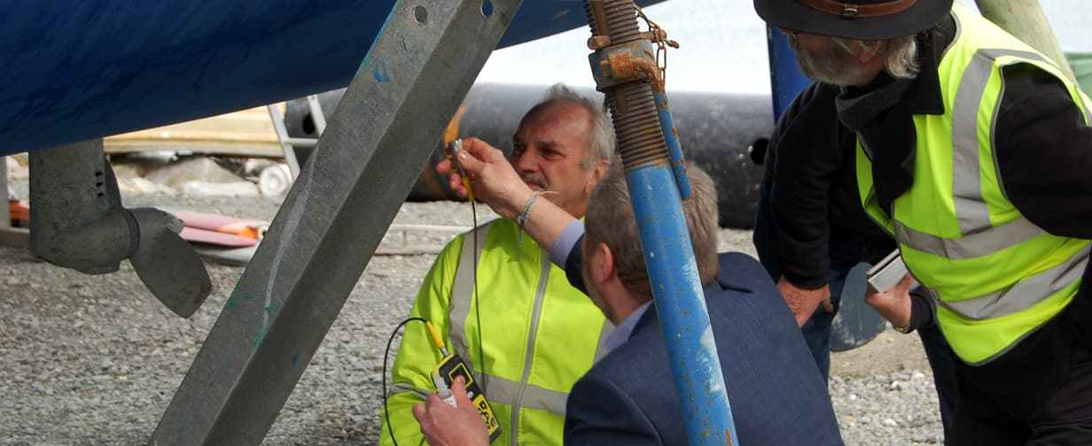 marine surveyor distance learning courses