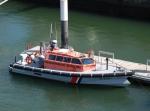 Pilot boat in St Malo