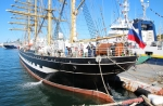 The Russian four masted Kruzenshtern constructed in 1926