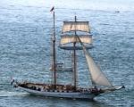 The Dutch ship Tolkien, built in 1964