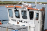 Port of Wells vessel seen in Norfolk