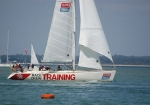 Clipper training yacht