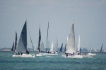 Cowes Regatta week in full swing