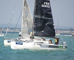 More racing action at Cowes