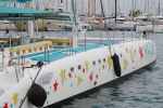 Thay highly visual catamaran again!
