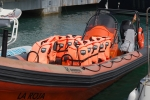 This tourist RIB was spotted in Palma