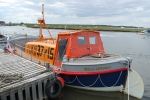 The old Wells RNLI lifeboat