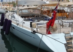 Lovely vessel captured at the Palma Superyacht Show