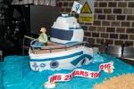 IIMS 25th Anniversary birthday cake