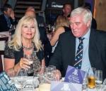 Capt Chris Kelly and Mrs Chris Kelly