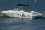 Motor boat 'at rest'