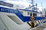 Kitty Petra utility workboat