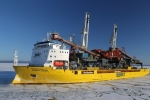 View the album Heavy lift of two shiploaders